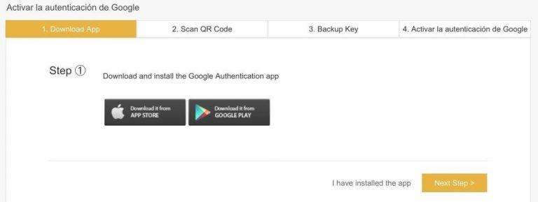 activar-la-autenticacion-de-doble-factor-de-google-2fa-en-binance
