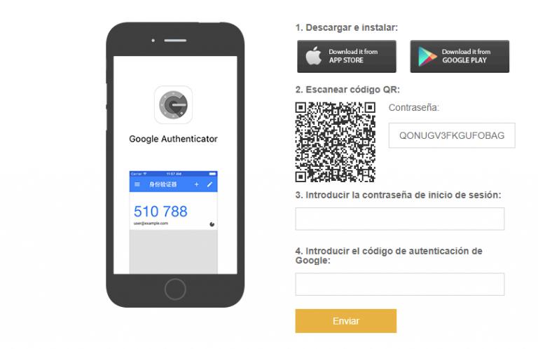 google-authenticator-autenticacion-de-doble-factor-2fa-binance