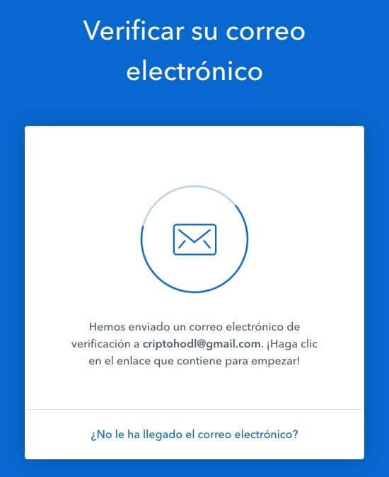 verificar-correo-electronico-en-Coinbase
